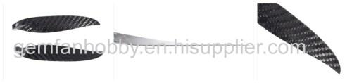 1265 Carbon Fiber Folding Propeller