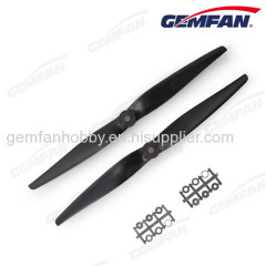 2 pairs 1050 ABS Propeller for remote control airplanes