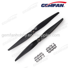 2 pairs 1150 ABS Propeller for remote control airplanes