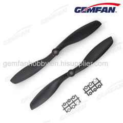 2 pairs 8045 ABS Propeller for remote control airplanes
