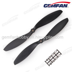 2 blade 9047 model airplane ABS propeller