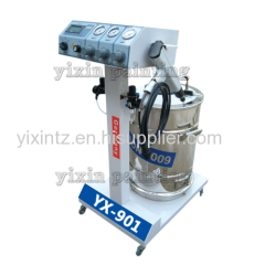 Electrostatic Manual Flock Spray Equipment