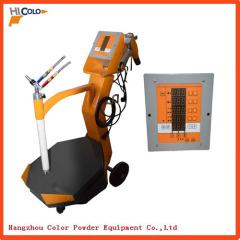 Vibrator Powder Coating System