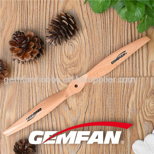 1360 Electric fixed-wing aircraft beech wood ccw Prop of Aircraft propeller design
