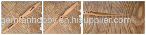 1380 Electric Wooden Props
