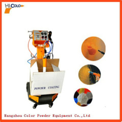 Manual Powder Coating feed unit