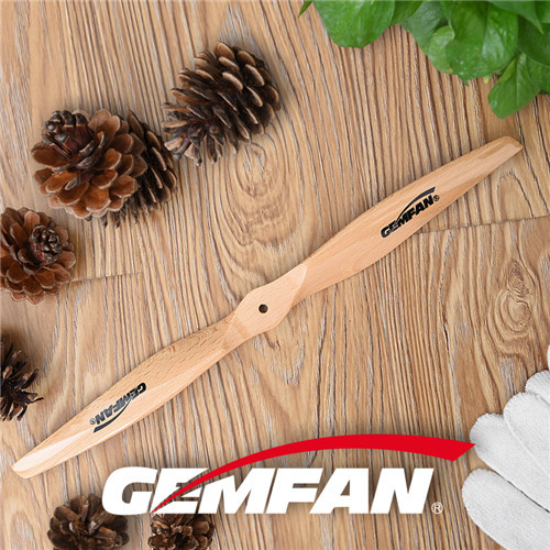 15x6 inch 2 blades Electric Wooden Propellers with ccw for airplane
