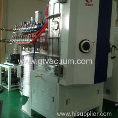 Anti - Finger Print Film Optical Vacuum Coating Machine