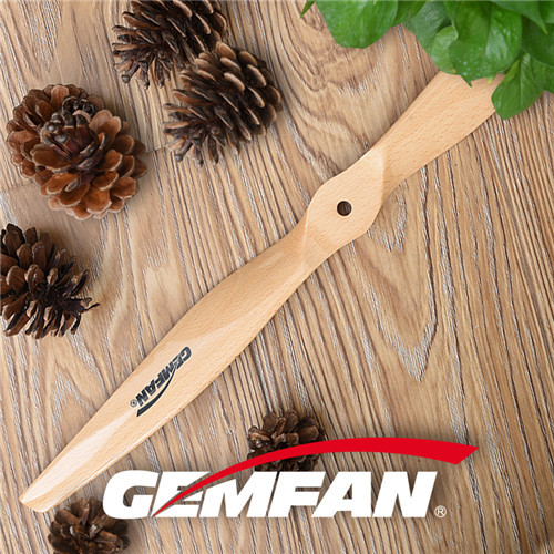 2 blades 18x6 inch Electric Wooden Props for rc jet plane