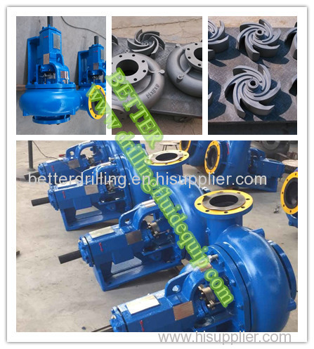 BETTER Mattco Harrisburg 250 equivalent centrifugal pump parts BT-SB
