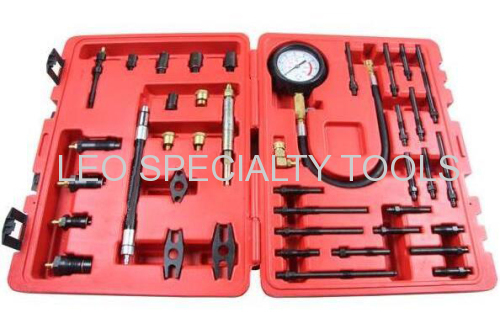Petrol and Diesel Master Compression / Cylinder Pressure Meter Kit