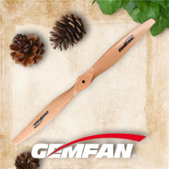 CCW 2014 2 blades Electric Wooden Props for rc jet plane