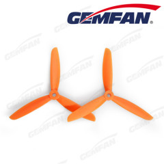 3 blade 5x4.5 inch ABS CCW propeller for drones for aerial photography