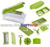Green color nicer dicer factory product