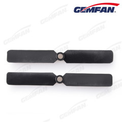 2 pairs 4025 ABS Propeller for remote control airplanes