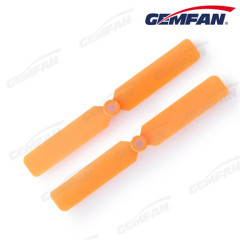 4inch 4x2.5 2 blades CW CCW small mini rc abs props