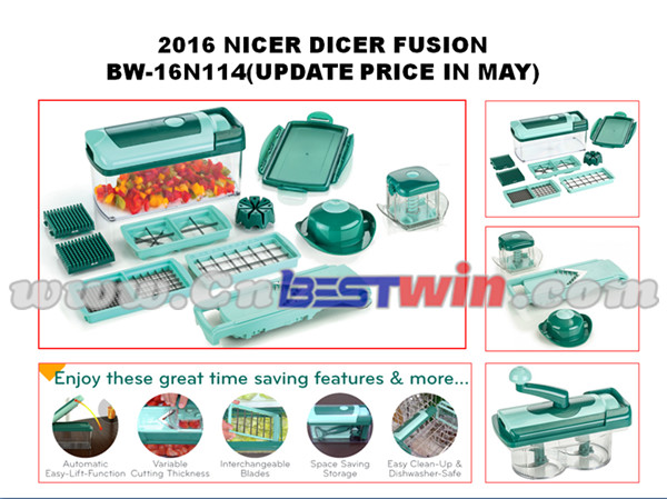 real nicer dicer fusion