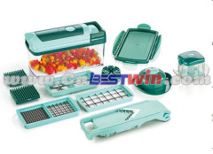 2016 new product 13 PCS NICER DICER FUSION as seen on TV