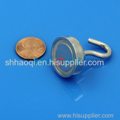 magnetic neodymium metal pot hook