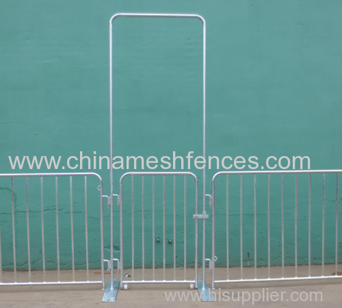 Crowd Control Fence Temporary Event Fence (ISO9001:2008)