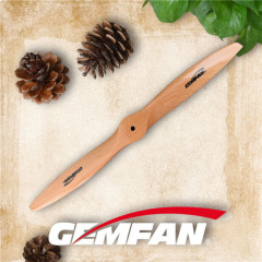 High efficiency 1860 Handmade Model Gas motor Wooden Propeller