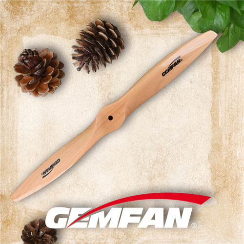 High Quality propeller balancer 1880 2 blades wood props for gas motor