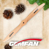 2180 ccw outboard gas motor wooden propellers