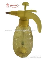 1.8L pet bottle with long brass nozzle