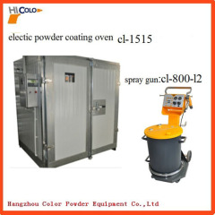 Electric Powder Coating Oven System CL-1515