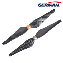 9.4x4.3 inch With self-tightening nut Carbon Fiber Propeller for Electric Drone