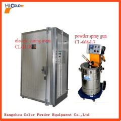 Electric Powder painting Curing Oven