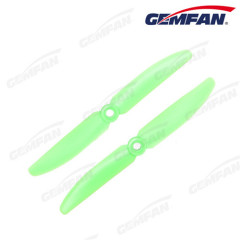 high quality 2 blade 5x3 inch PC airplane CW props for airplane