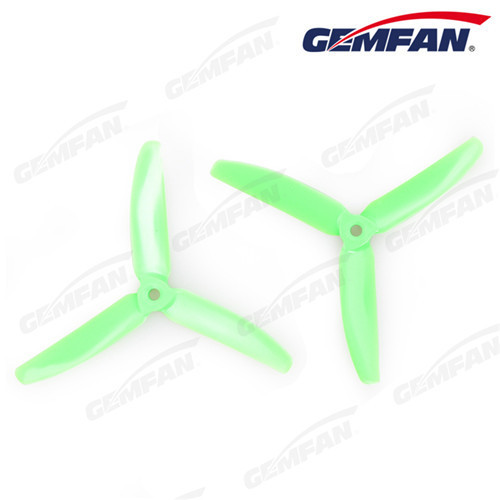 3 blade 5x4 inch PC rc quadcopter drone CW propeller