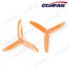 Gemfan 5040 Bullnose 3 Blade PC Propeller CW/CCW For RC Multirotors Black Green Orange