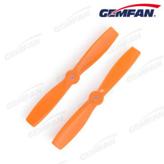 high quality 2 blades 5x4.6 inch PC bullnose rc CW propeller