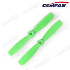 Gemfan 5x4.6 2 Blades BN Bull Nose Propeller PC Prop for DIY RC Multirotor Quadcopter (Black Green Orange)