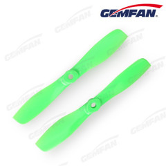Gemfan 5.5x5 inch BN bullnose PC quick release rc model aircraft Props for sale