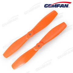 Gemfan 6045 Black&Green&Orange-Color PC Bullnose Propellers (CCW & CW)