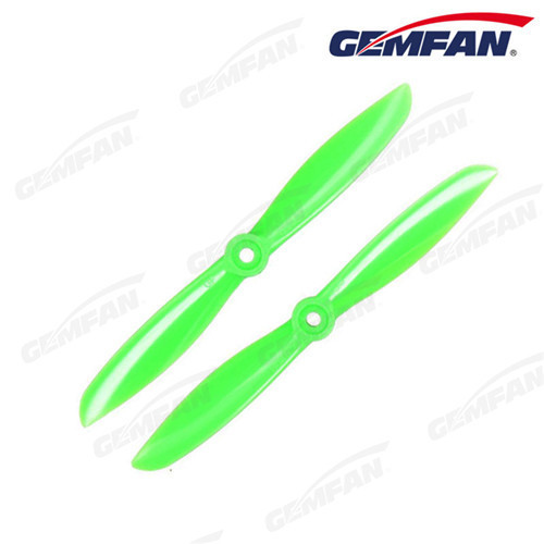 Gemfan 6x4.5 inch rc PC Propeller For Multirotor 2 blades