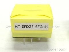 EFD high frequency electric power transformer