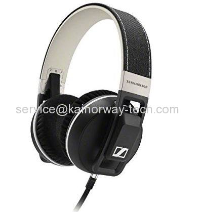 Sennheiser Urbanite XL Black Over-Ear Headphones With iPhone Remote