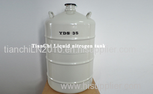 Liquid nitrogen container YDS-35-50