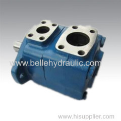 China made 2520VQ double vane pump with low price