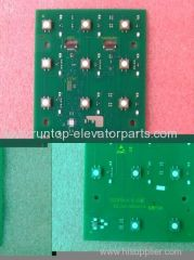Schindler elevator parts PCB 594214