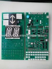 Schindler elevator parts PCB 594443