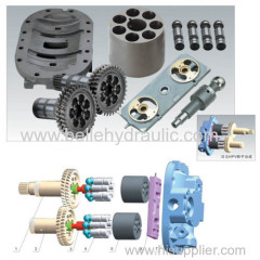 China-made Hitachi EX200-2 EX200-3 hydraulic pump parts