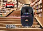 Compact Lightweight Bluetooth Trolley Speaker Wireless PA System Speakers