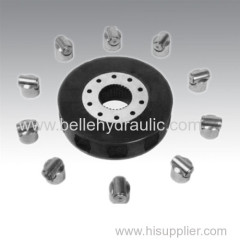 Hot sale PLM-9 radial motor parts
