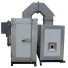 Gas Indirect Fired Powder Coating Curing Oven