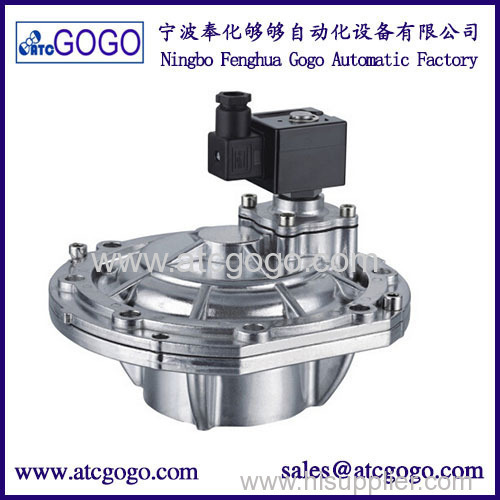 submerged pulse valve china Y type embedded pulse valve